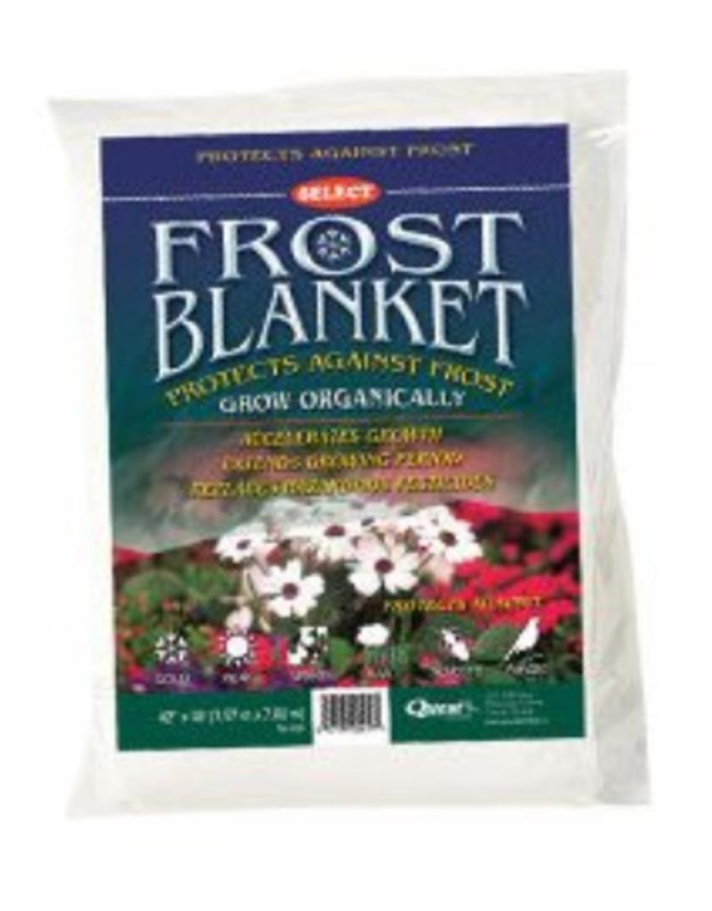 Quest Que Frost Blanket 5' X 20'- White
