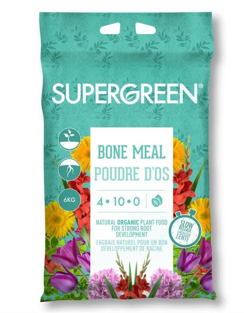 SuperGreen SG Bone Meal 4-10-0 4kg EN / FR -BAG