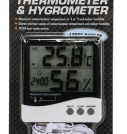 Grower's Edge Grower's Edge® Large Display Digital Thermometer & Hygrometer