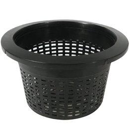 """FHD Mesh Pot 6"""" -Bucket Basket lidded"""