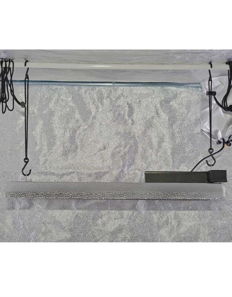 Active Aqua Hydroculture Mammoth Adjust (2 / Pack) Adjustable to 4ft