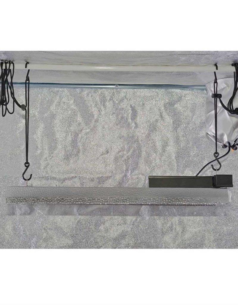 Active Aqua Hydroculture AG Mammoth Adjust (2 / Pack) Adjustable to 4ft