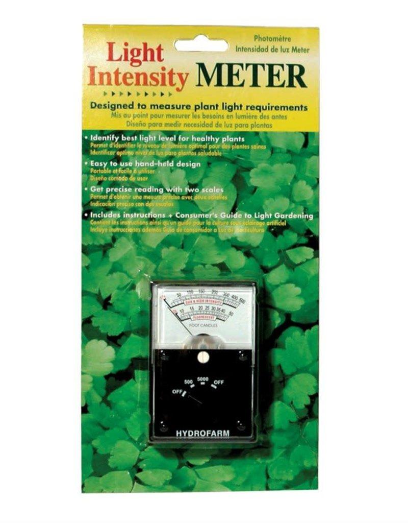 HydroFarm Light Meter