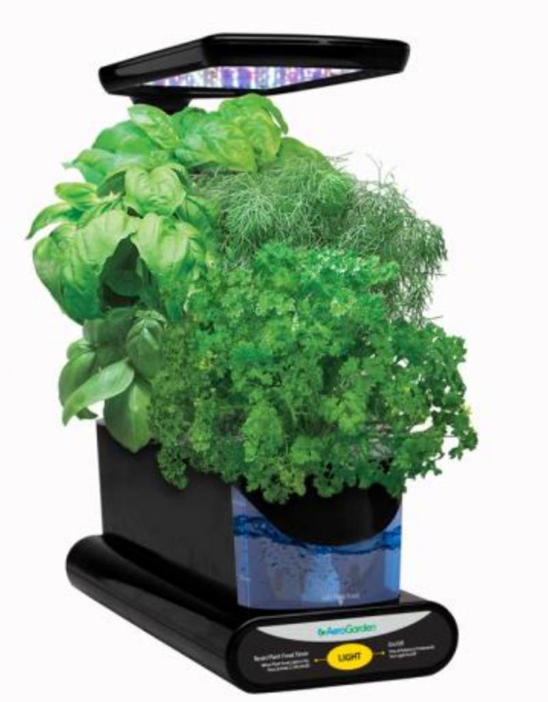 AeroGarden Sprout LED, Black