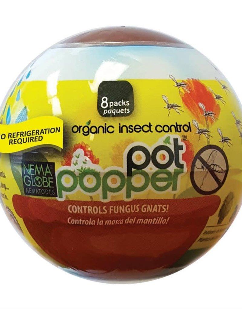 Nema Globe Nematodes EF Pot Popper Globe (8 Sachet per Globe) - Single