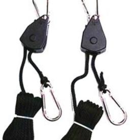 Iluminar Iluminar Rope Ratchets 1 / 8 w / Metal Gears