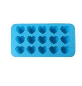 Dope Molds Dope Molds 15 Cavity Heart Blue