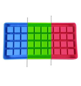 Dope Molds Gummy Ice Cube Mold Blue