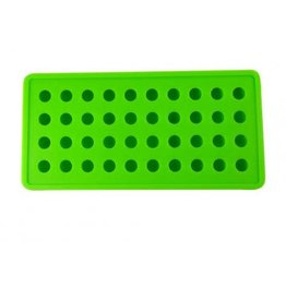Dope Molds Gummy 40 Cavity Ball Green