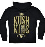 Kush King Zip Hoodie  Large