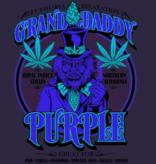GrandDaddy Purple Strain Zip Hoodie XLarge
