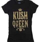 Kush Queen T Shirt Large