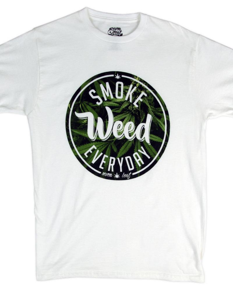 Smoke Everyday T Shirt Medium