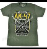 AK-47 T Shirt  XLarge