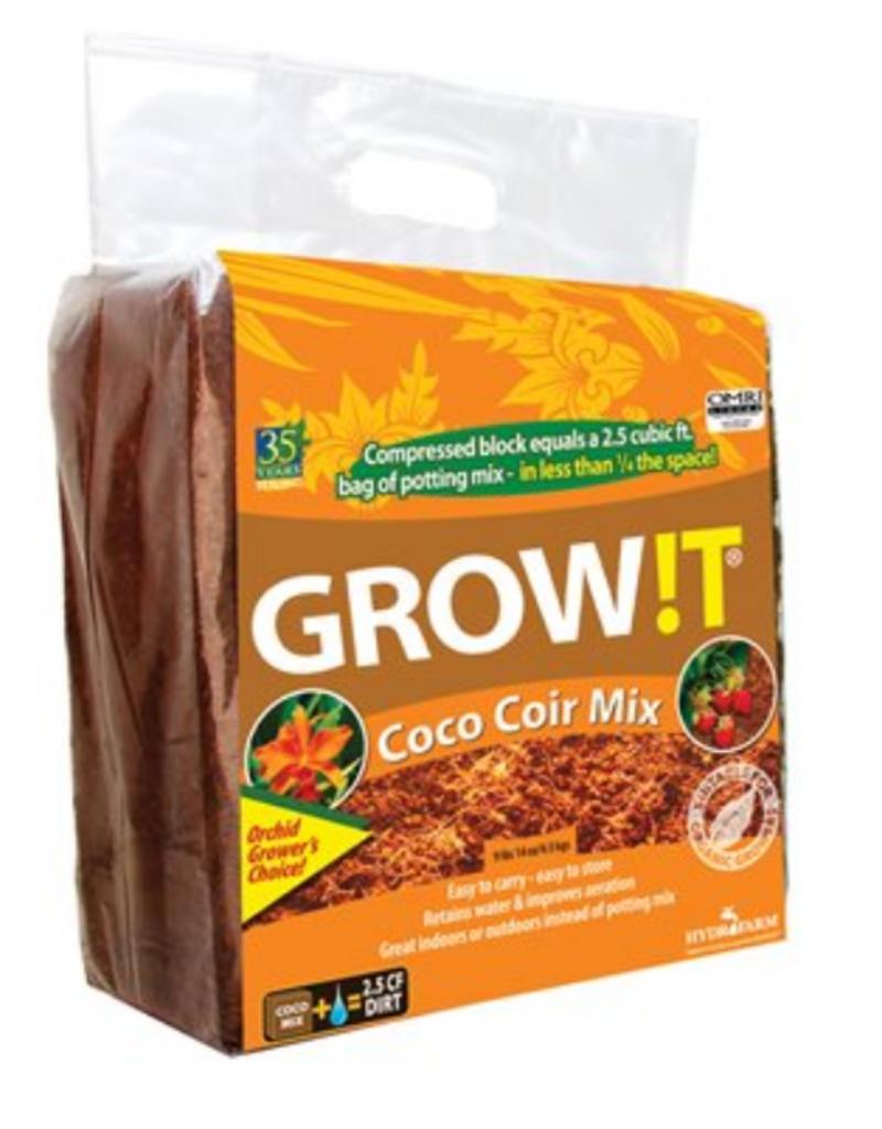 Grow!t PLANT!T Organic Coco Planting Growit