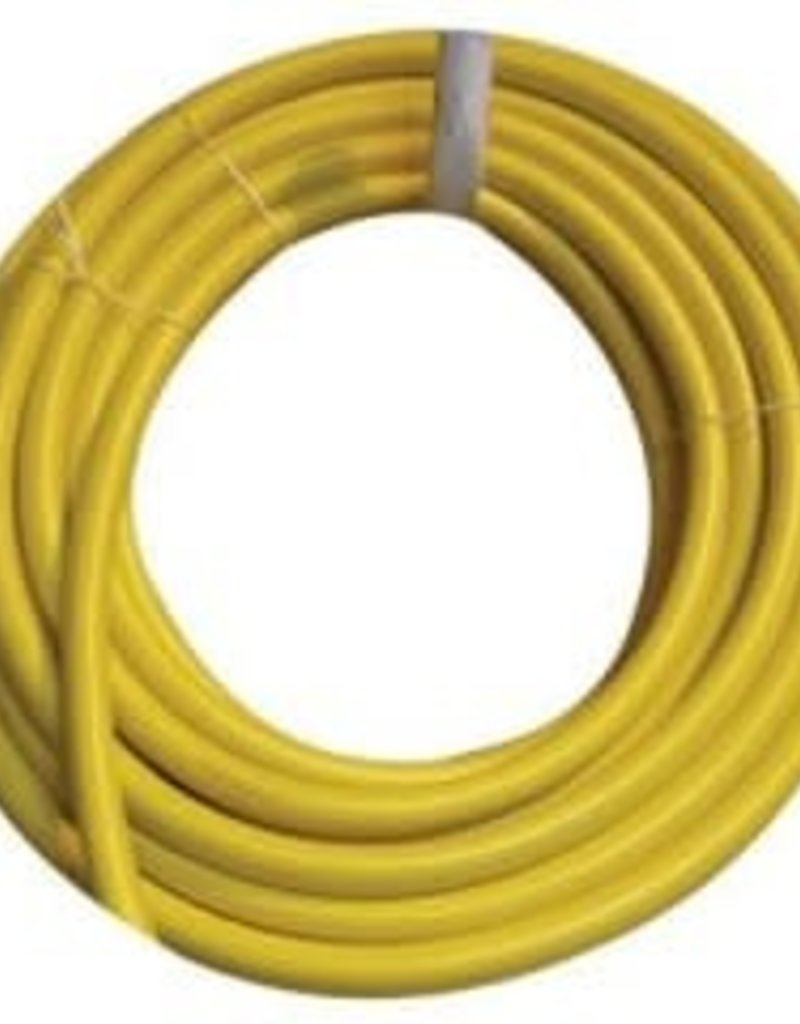 "GLS Hose Yellow Pro 3 / 4"" x 100 ft - Sold By The Foot"