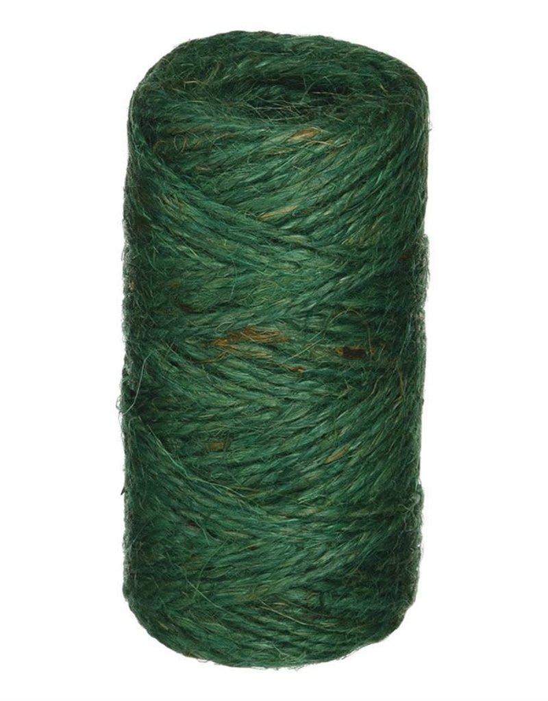 200 Ft. Green Jute Twine