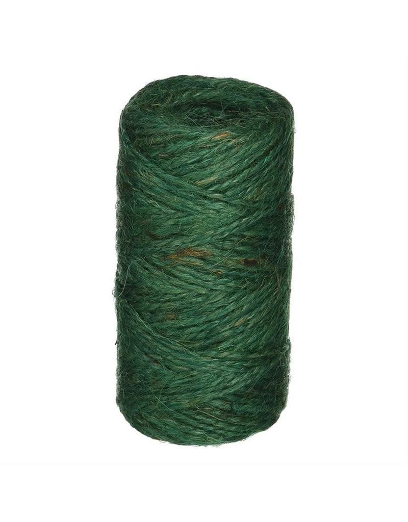 bond 200 Ft. Green Jute Twine