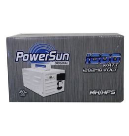 Power Sun Powersun Original 1000W MH/HPS 120/240V - No Socket