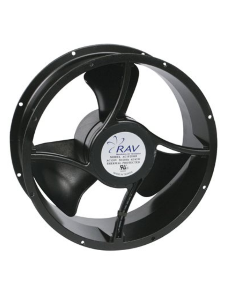 "Axial Fan 10"" 550 CFM"