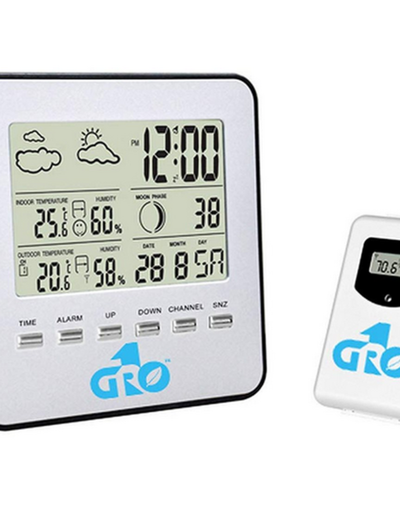 Gro1 Wireless Weather Station & Sensor