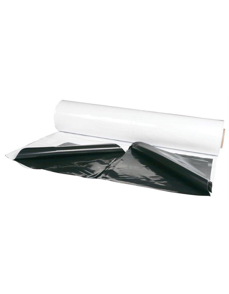 Black & White 6 Mil (100')