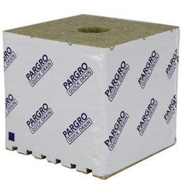 Grodan Grodan pargro QD Biggie Block 6 in x 6 in x 6 in w/Hole  - Single
