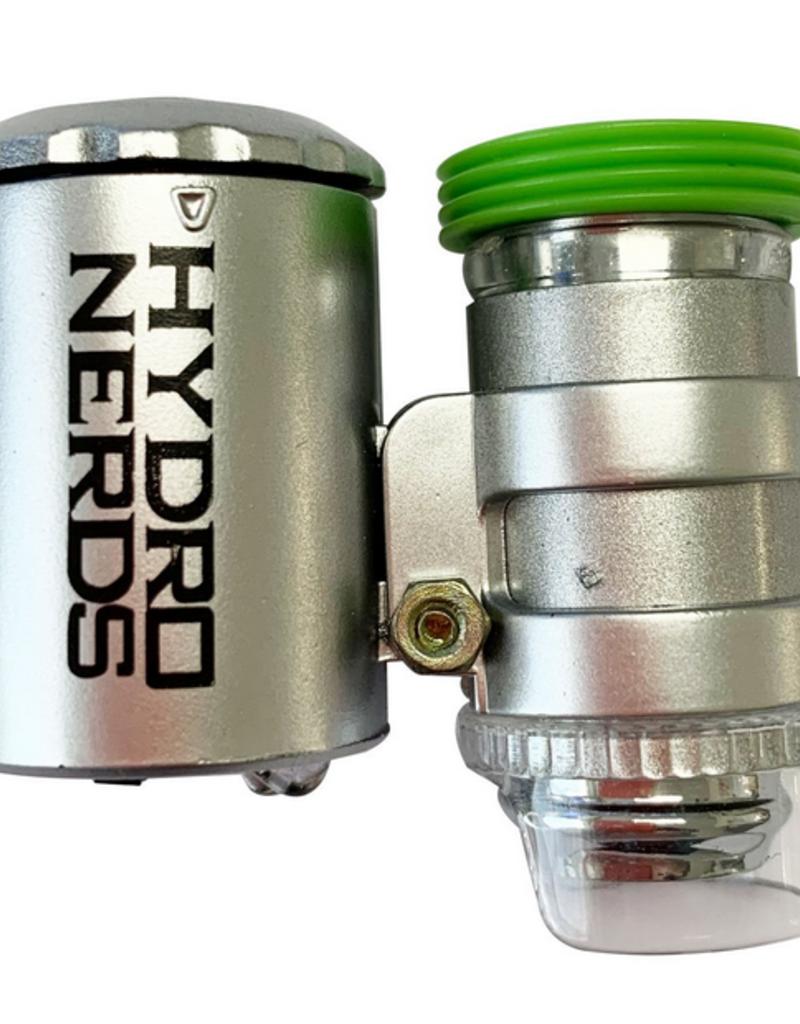 Hydro Nerd Microscope W / LED 60X