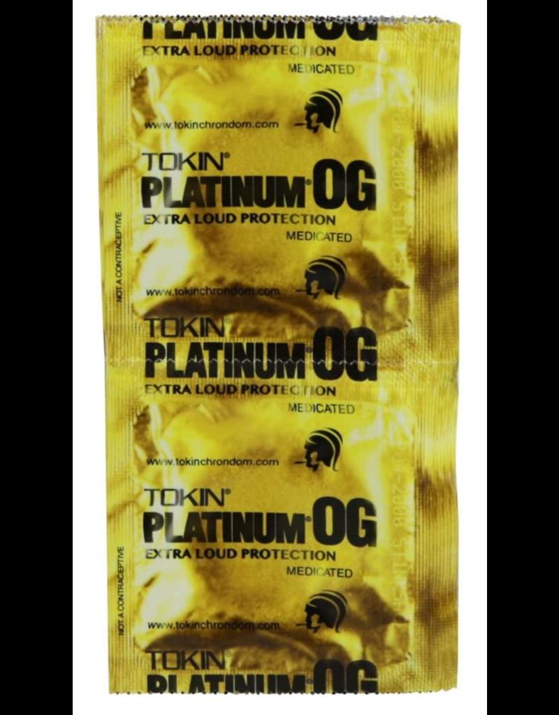 """Stink Sack Tokin Platinum OG Concentrate Bags - 2.48""""x2.48"""""""