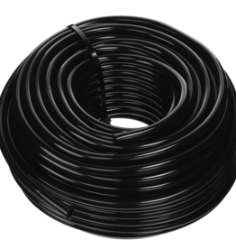 "Hydro Flow Hydro Flow Vinyl Tubing Black 3/4"" ID - 1"" OD 100FT Roll by the foot"