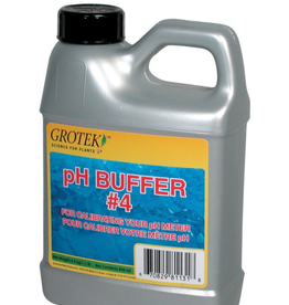 Grotek Grtk pH Buffer 4 500 ml