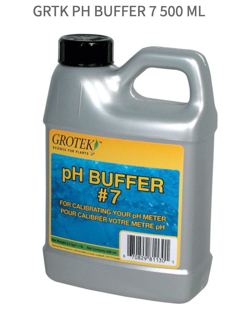 Grotek Grtk pH Buffer 7 500 ml