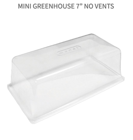 "Mondi Mini Greenhouse 7"" No Vents"