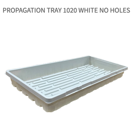 Mondi Propagation Tray 1020 White no holes