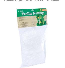 "Trellis Netting 4'X100' - 6"" Mesh"