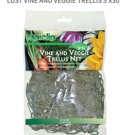 Lusterleaf LUST Vine and Veggie Trellis 5'x30'