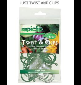 Lusterleaf LUST Twist and Clips