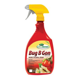 Scotts Ecosense Bug Bgon Insecticidal Soap 709ml RTU