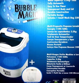 Bubble Magic Washing Machine Bubble Magic 5 Gal.