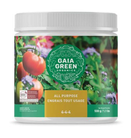 Gaia Green GG All Purpose 4-4-4 500gr