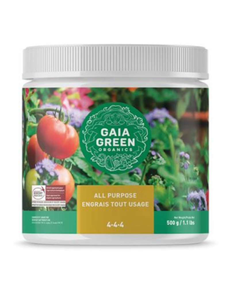 Gaia Green GG All Purpose 4-4-4 500gr
