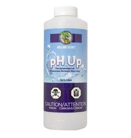 Future Harvest Ph Up 1 Liter / Quart - Holland Secret