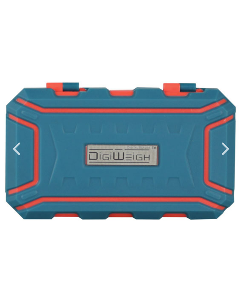 DigiWeigh DigiWeigh Cyber Series Scale Blue - 100g x 0.01g