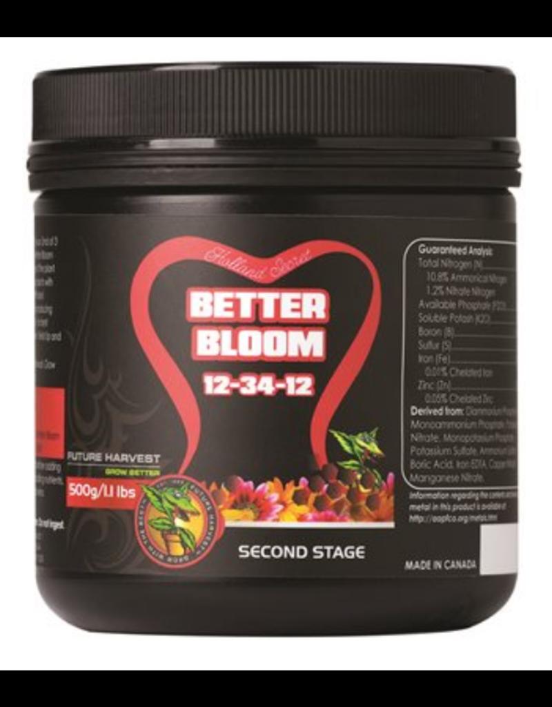 Future Harvest Holland Secret - Better Bloom 500Gm 12-34-12
