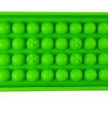 Dope Molds Gummy 40 Cavity Ball Green