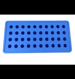 Dope Molds Gummy 40 Cavity Ball Blue