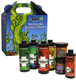 Nutri+ NutriPlus Starting Kit - Nutrients And Additives