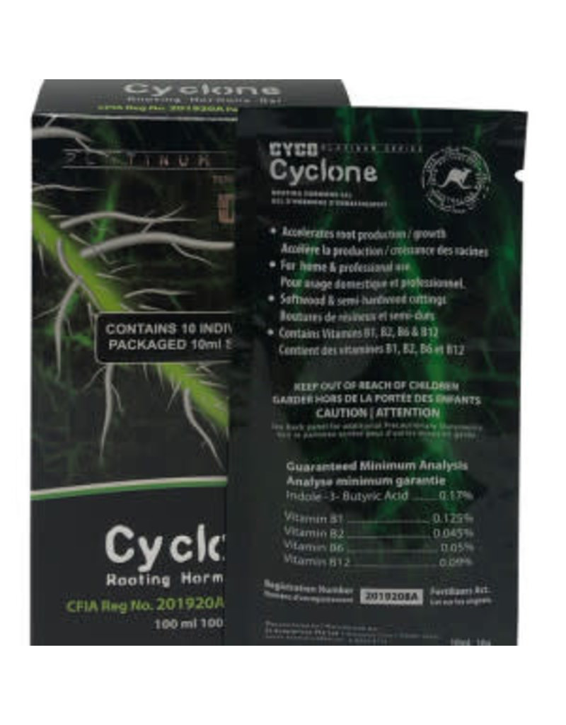 Cyco Cyco Cyclone Gel - Sachets 10ml