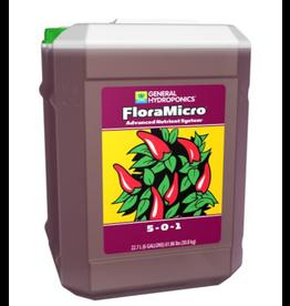 General Hydroponics GH Flora Micro 6 Gal