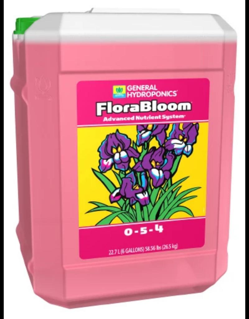 General Hydroponics GH Flora Bloom 6 Gallon